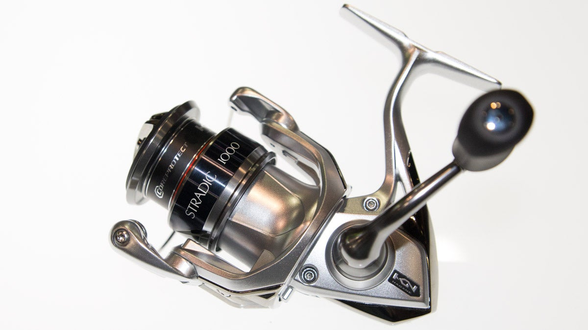 New fishing reels for 2016 icast for Best fishing rods 2016