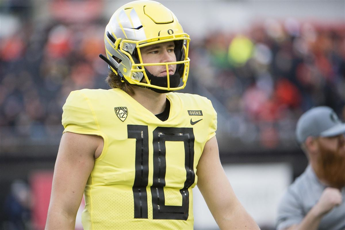 Oregon's Justin Herbert earning early Heisman buzz for 2019