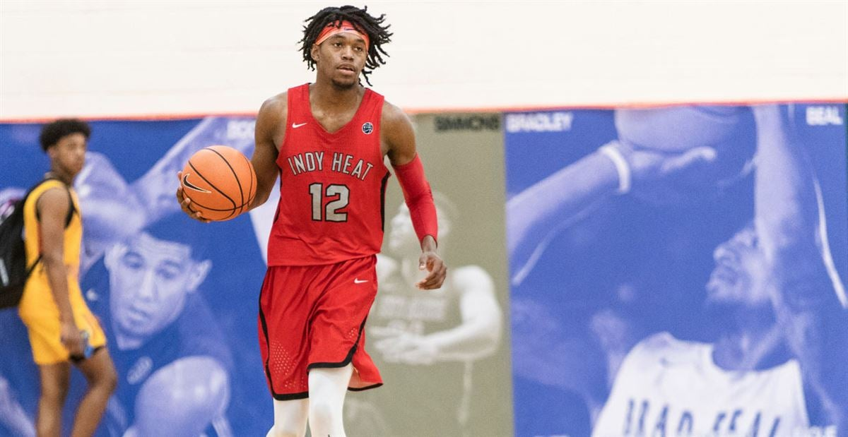 5-star Keion Brooks discusses his transfer to La Lumiere
