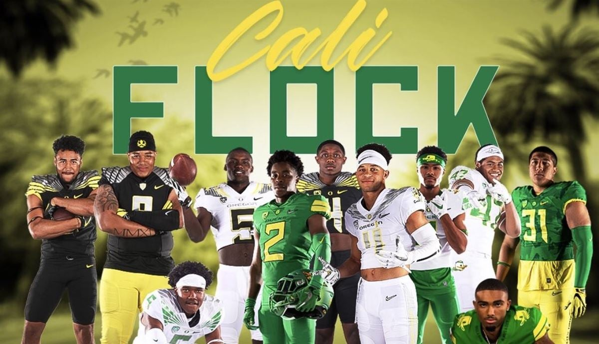 Meet Oregon's No. 4 ranked recruiting class in the country