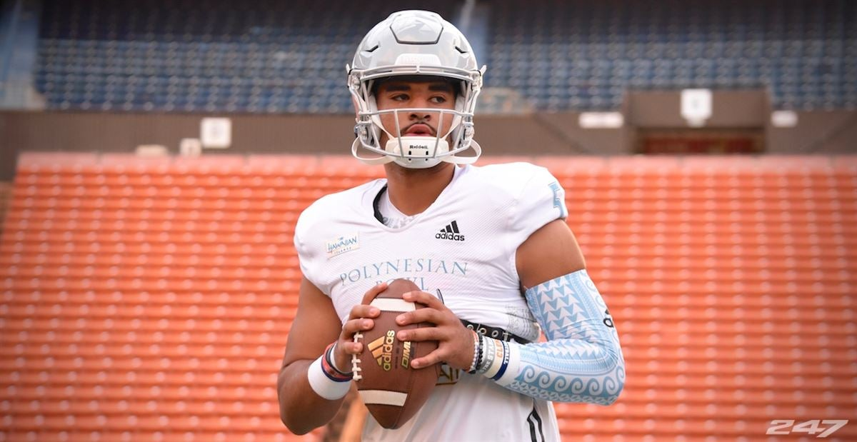 247Sports deliberates between Uiagalelei and Young for No. 1 QB