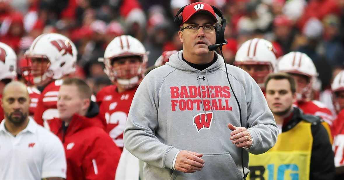 "Paul Chryst ""untouchable"" per CBS Sports hot seat rankings"