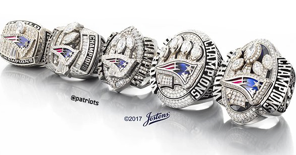 A Tom Brady Super Bowl Li Ring Is Up For Auction