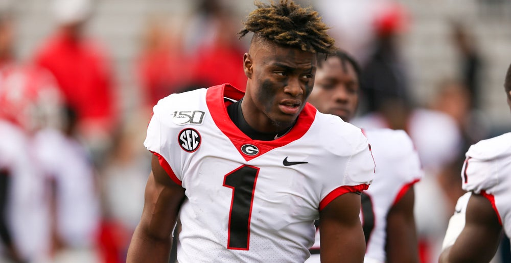 Georgia S 2020 Roster Compared To Rest Of Sec