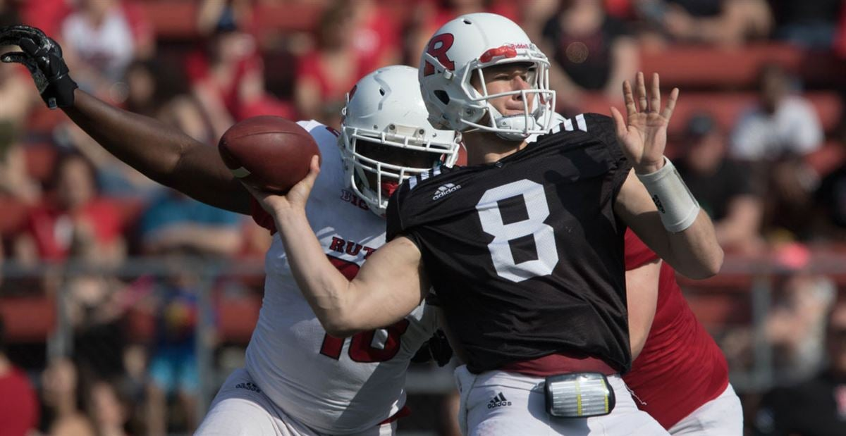 A new era of Rutgers football for QB Artur Sitkowski