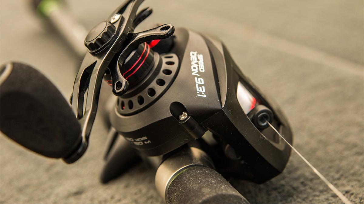 Kast King Speed Demon Fishing Reel Review