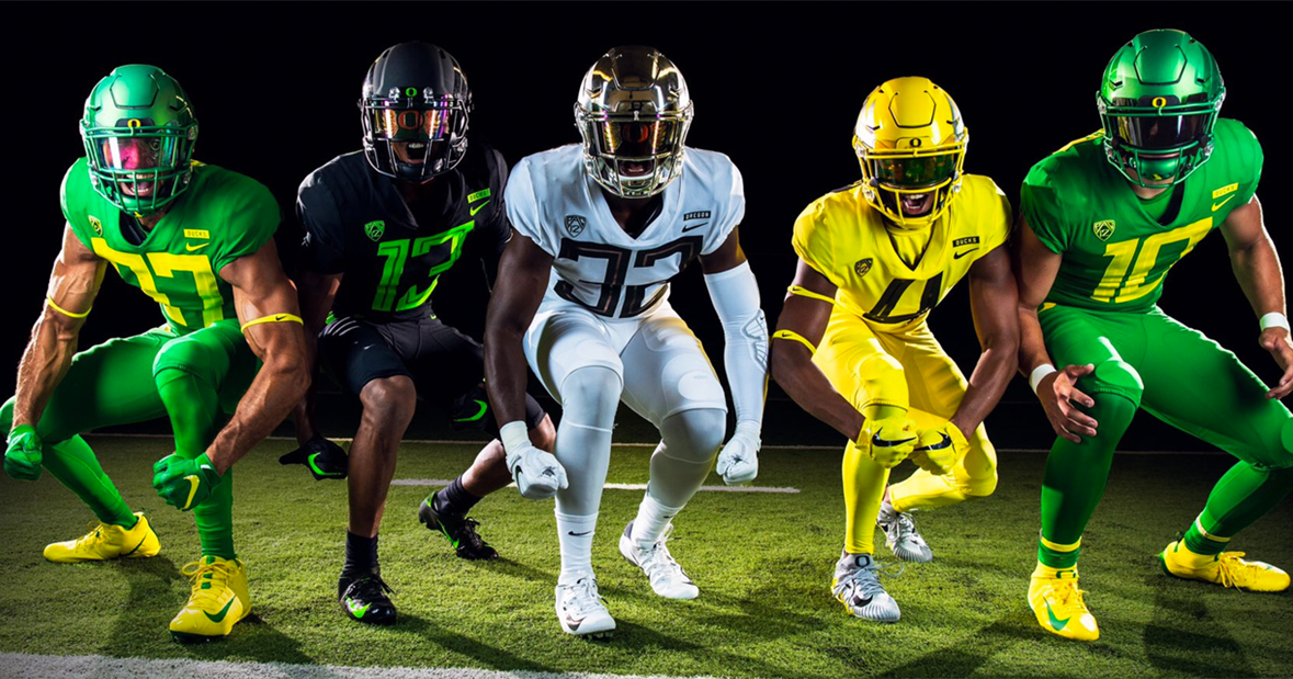 Here are the new college football uniforms and helmets in 2018 4e538ceaf