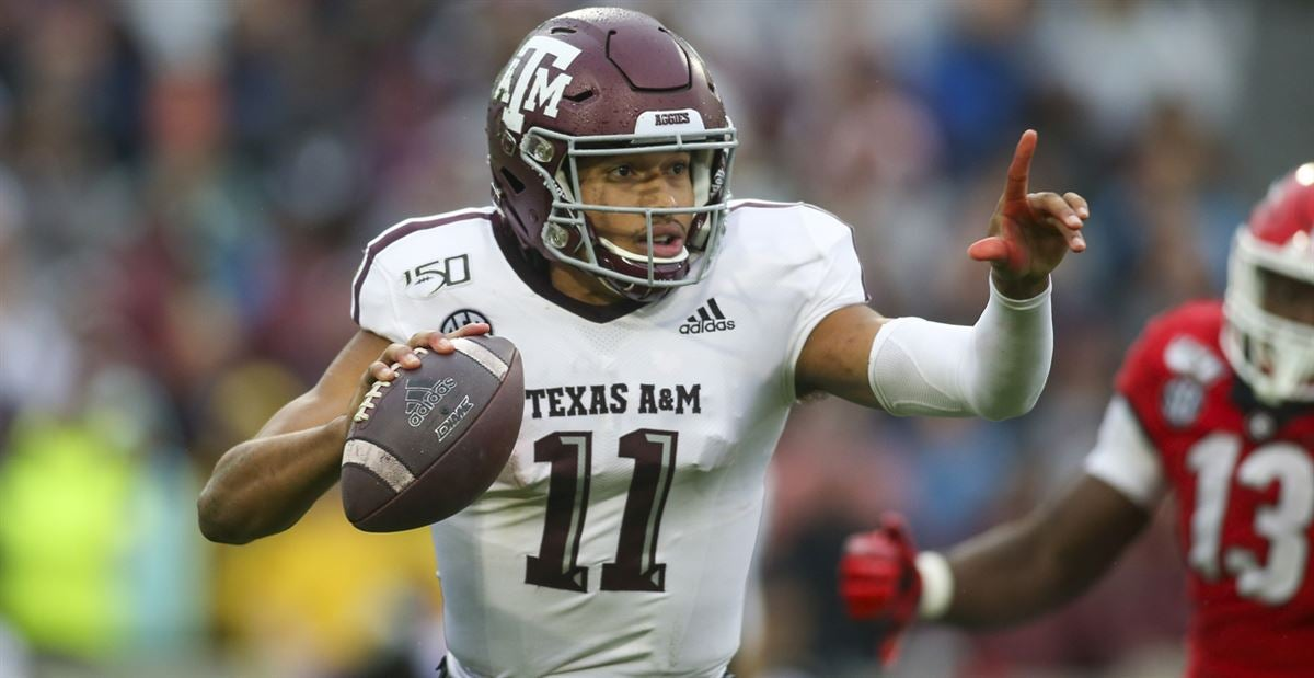 Texas A&M Aggies College Football, College Basketball and Recruiting on 247Sports cover image