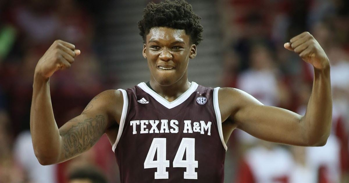 Resultado de imagen para Robert Williams texas a&m