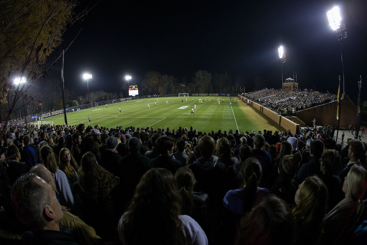 No. 1 Wake Forest Men's Soccer set to face improving Dartmouth
