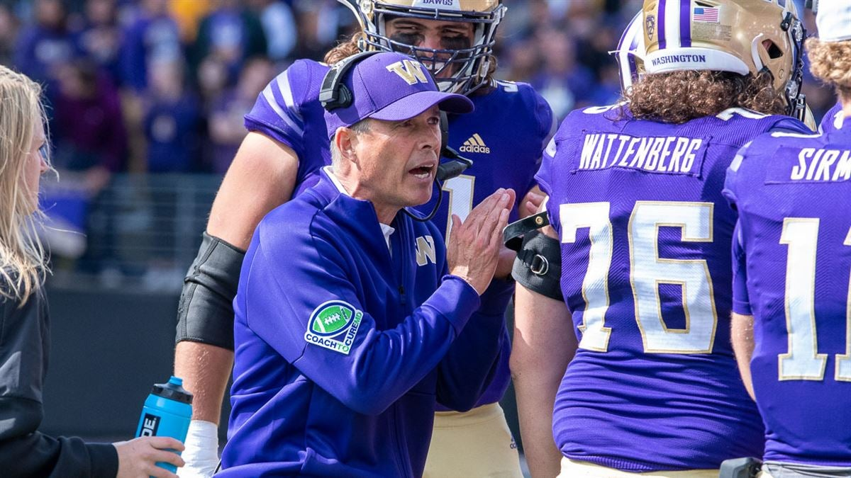 Chris Petersen Monday press conference notes