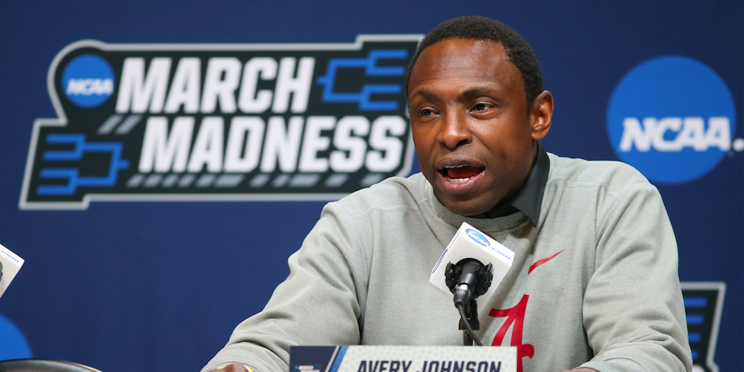 Avery Johnson discusses post-draft and in-state recruiting