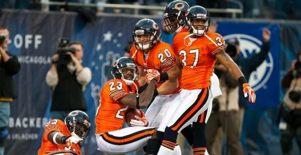1a0f54c52c9 Bears turned down offer to wear all-orange uniforms in the past