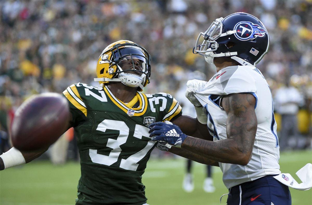 Packers cornerbacks earn low grades in preseason opener