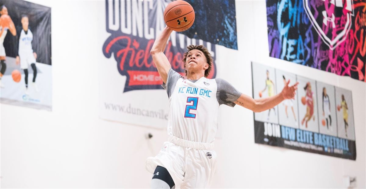 How Robinson-Earl, Harvey, top recruits looked at Jayhawk Finale