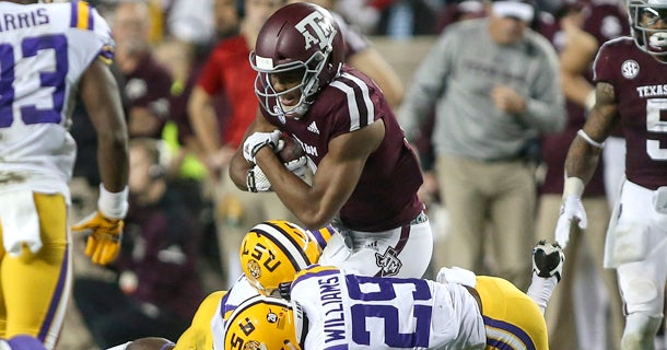 Texas A&M a top-10 team among oddsmakers for 2020 national title