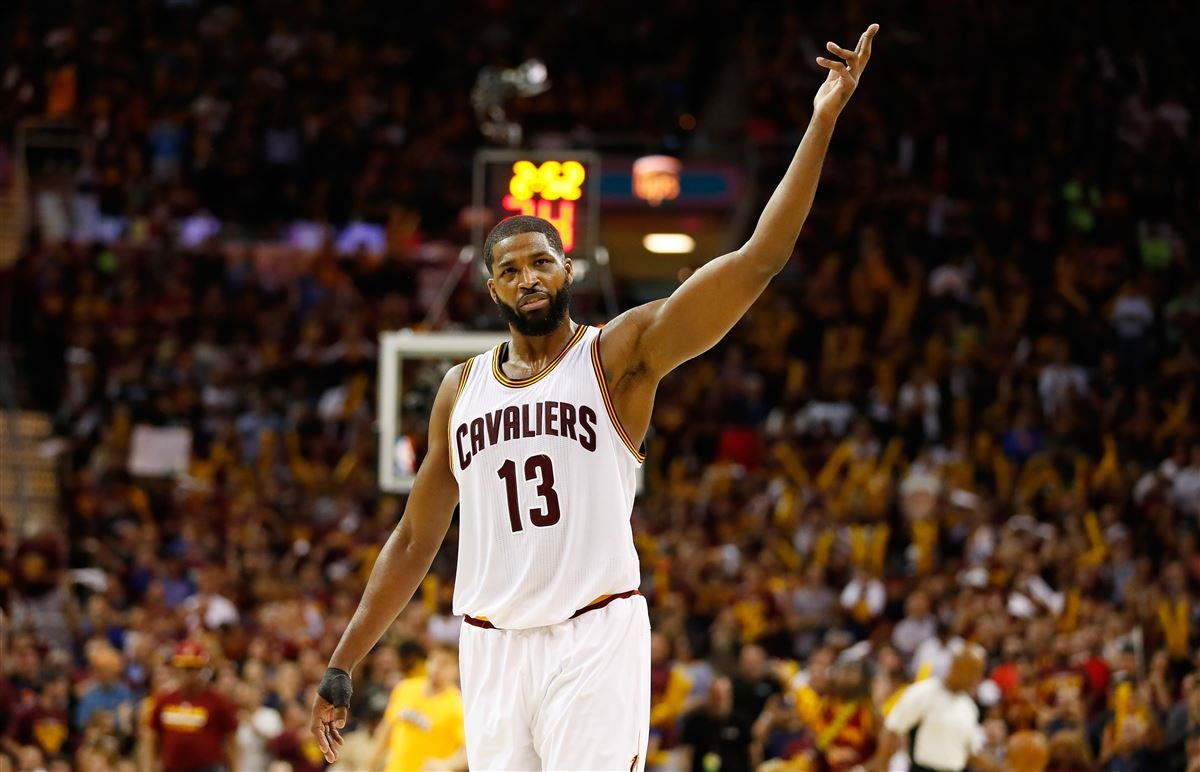 48fabe42668f Tristan Thompson says Cavs are still the team to beat in East