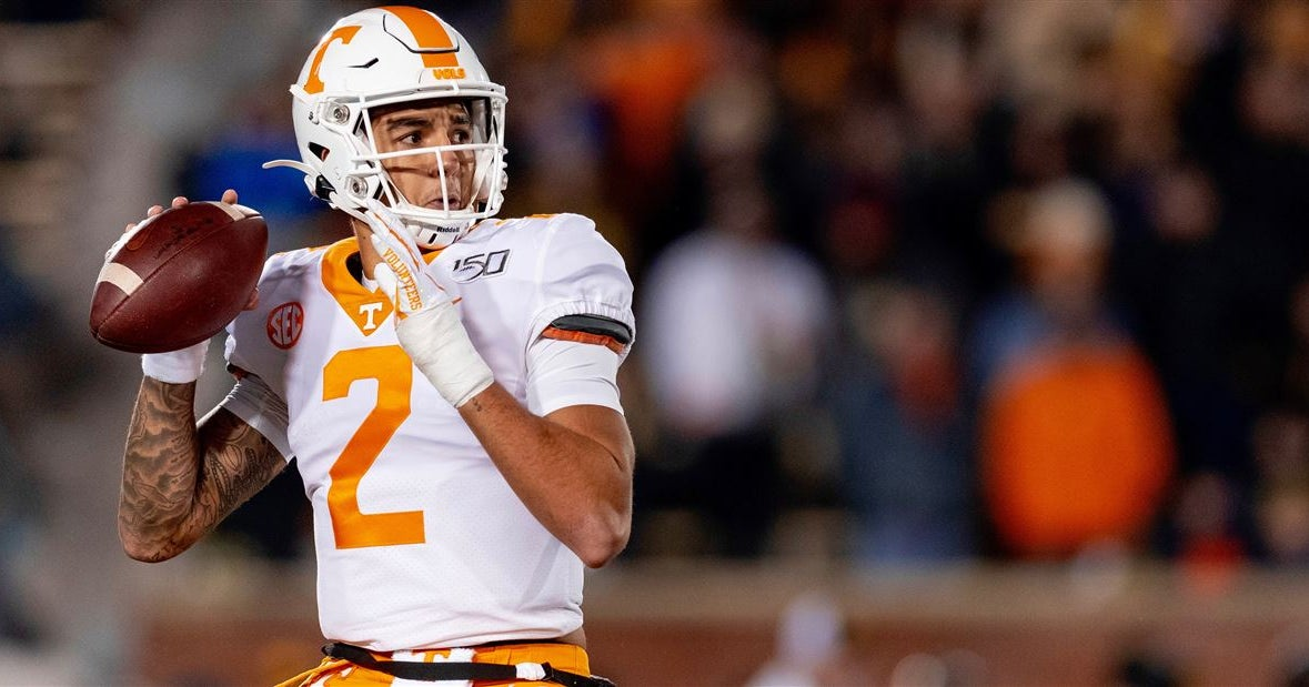 David Pollack: Jarrett Guarantano is the X-factor for Tennessee
