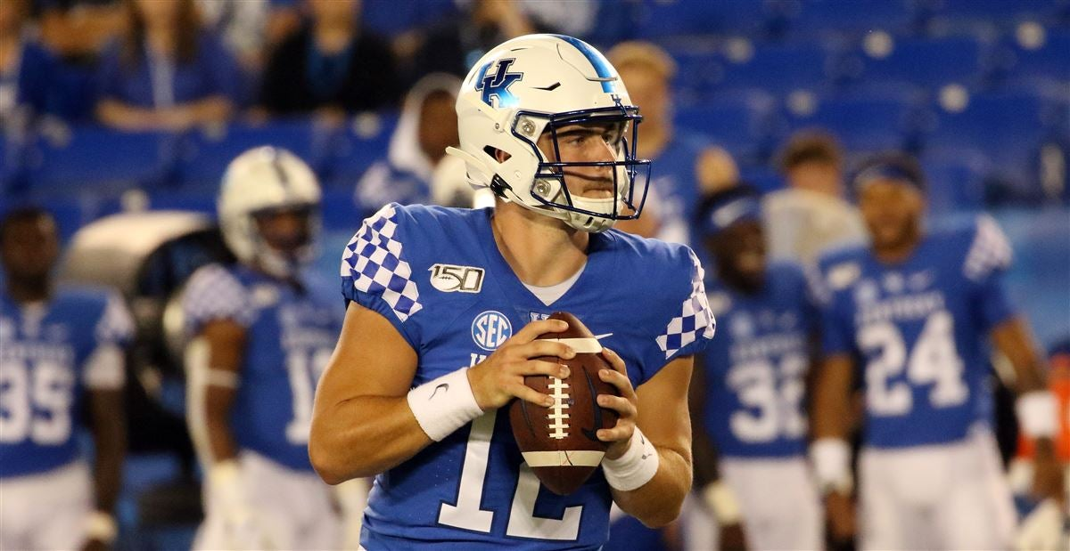 History made Sawyer Smith ready to step in as UK quarterback