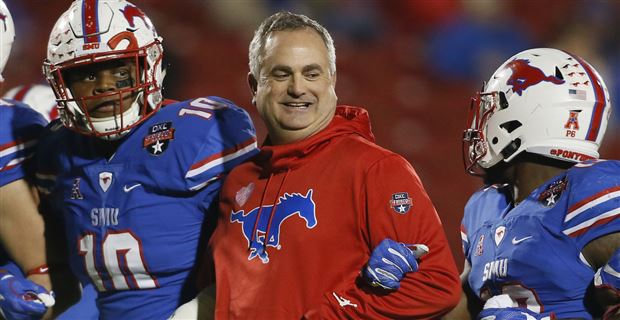 after needed refresh, sonny dykes has clear vision for smu