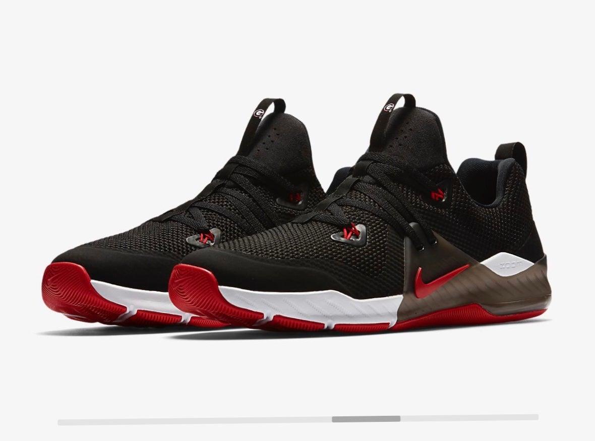 New UGA Nike Shoes