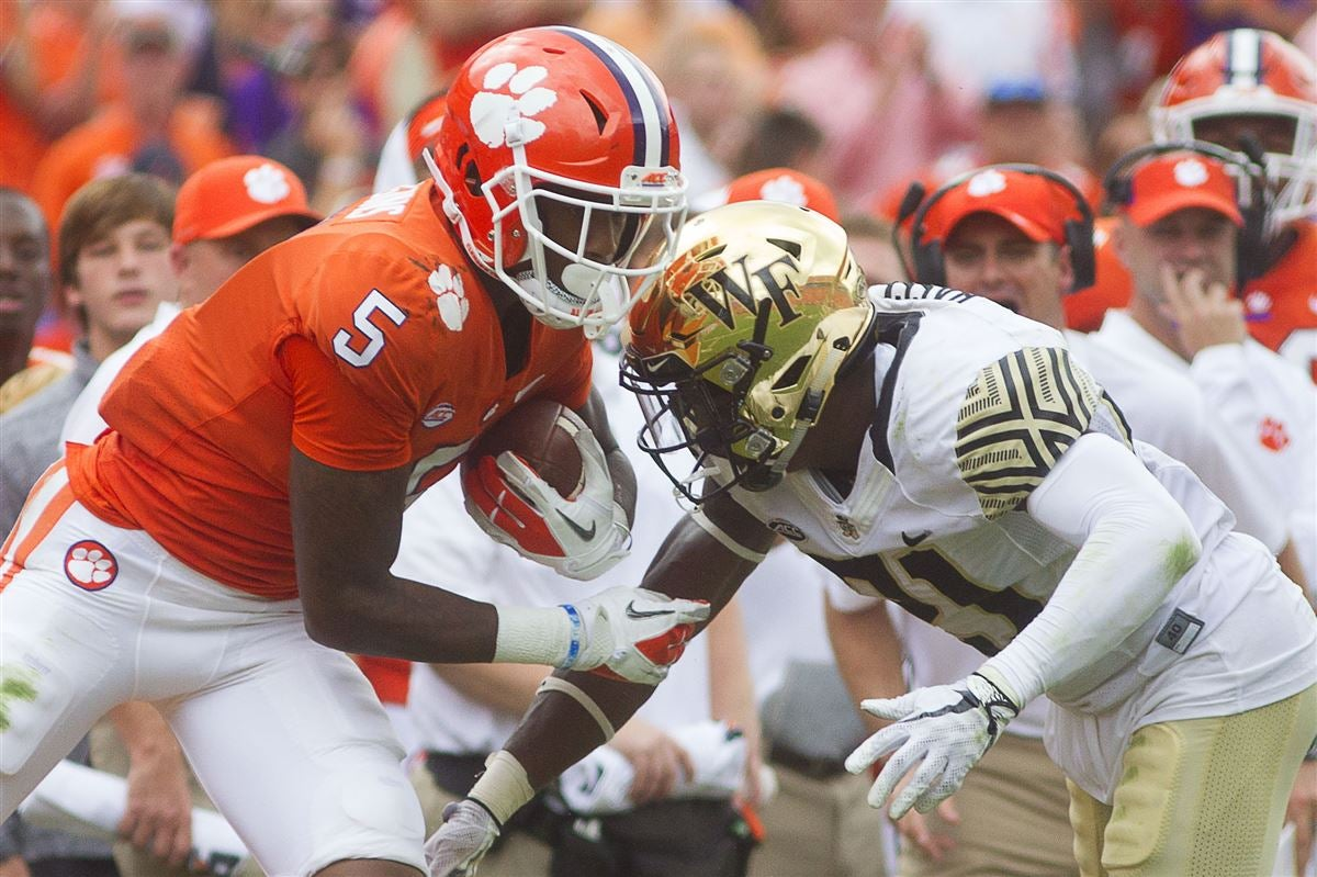 Clemson Vs Wake Forest 10 Things To Watch
