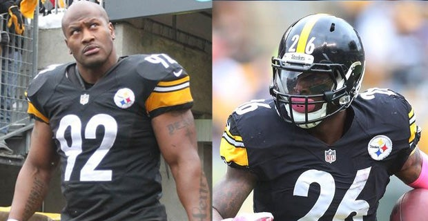 afb4269d641 James Harrison thinks Le Veon Bell should fake injury