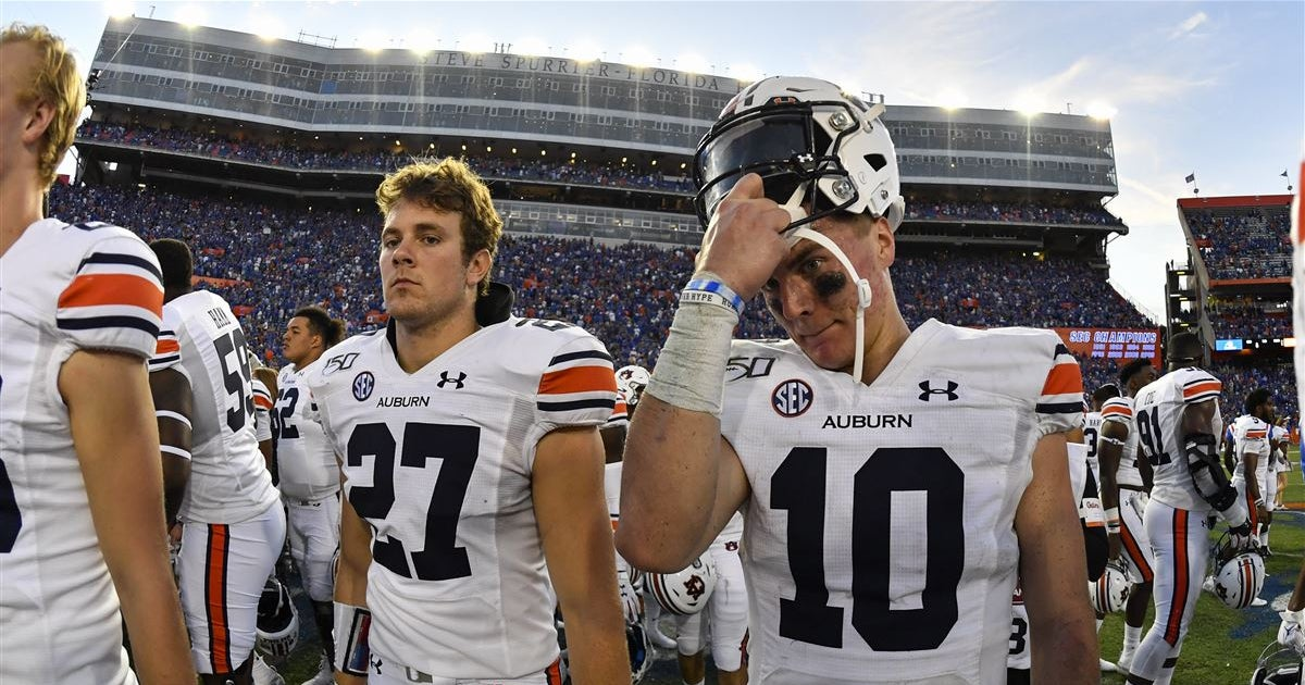 ESPN FPI predicts every game remaining on Auburn's schedule