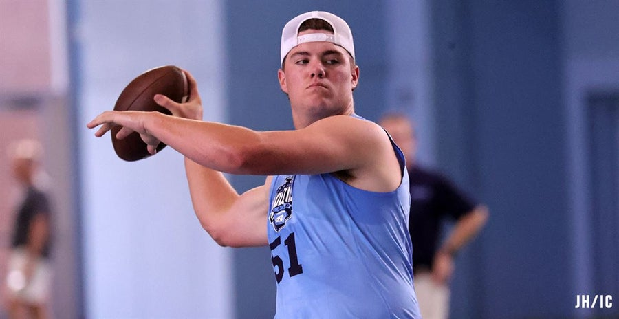 Four-Star QB Tad Hudson Becomes UNC's First 2023 Commitment