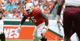 Richt Pleased With The Play Of The Offensive Line