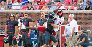 View From Section E: Arkansas State at SMU