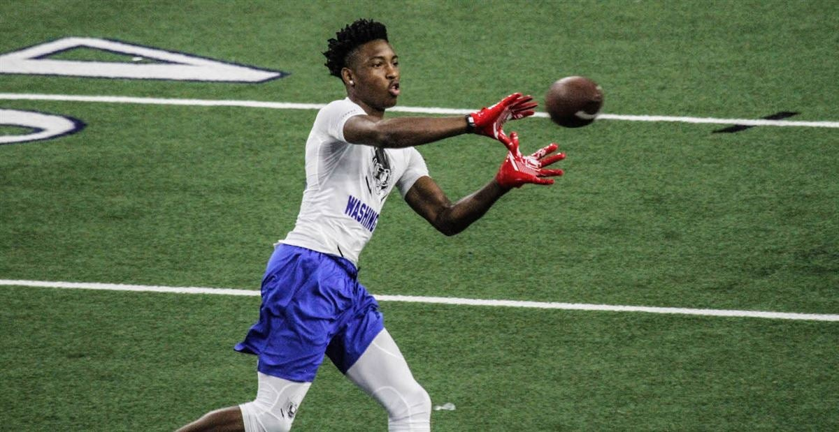 Washington discusses moving announcement up, two schools