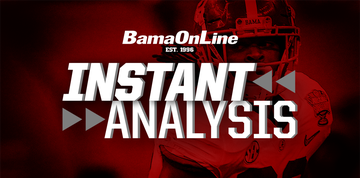 Instant Analysis: Monday heat welcomes Tide back to work