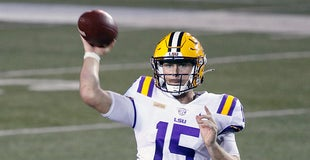 Myles Brennan ruled out for LSU game against South Carolina