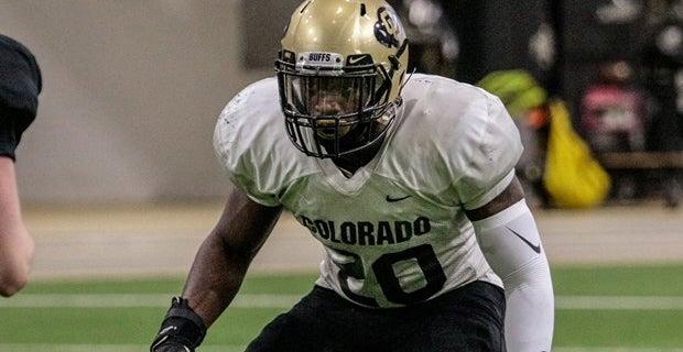Davion Taylor, Colorado, Outside Linebacker