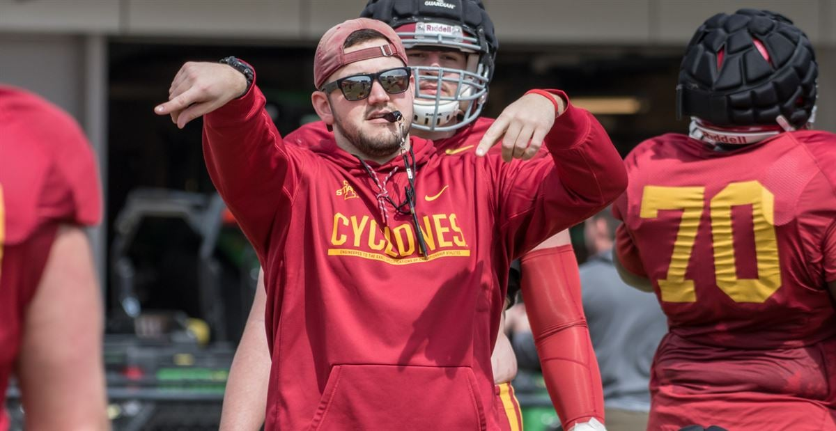 Iowa State moving toward magic depth number on offensive line