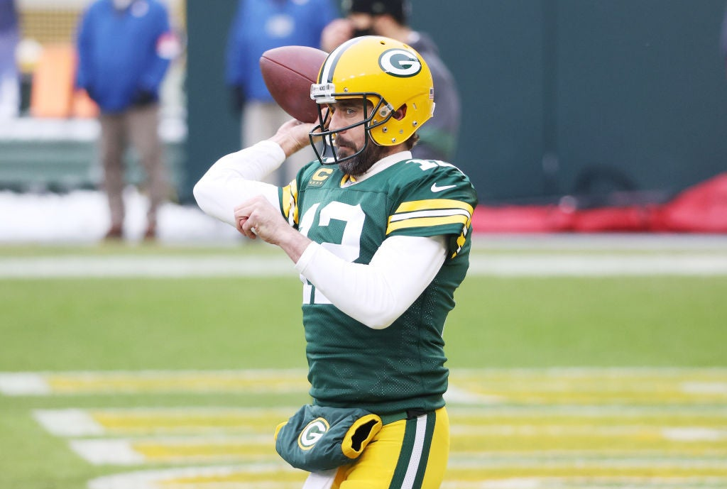 Aaron Rodgers addresses future with Packers after NFC Championship loss