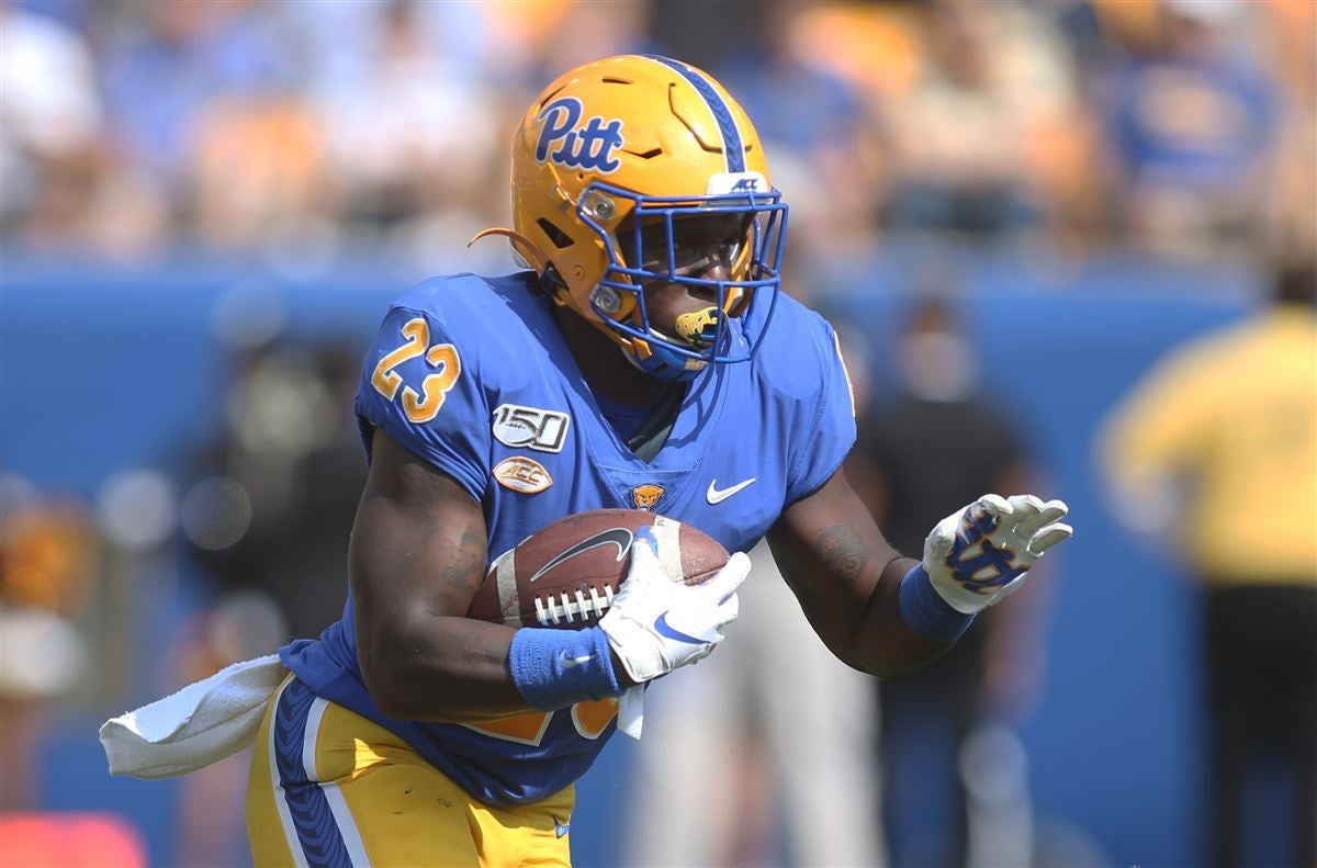 Pitt's running game produces mixed results thru first 6 weeks