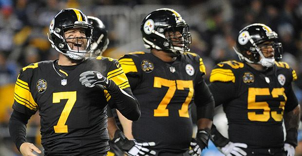 Final Pittsburgh Steelers Offensive Rankings