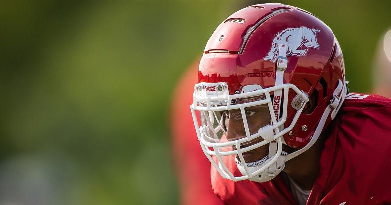 Former walk-on Simeon Blair put on scholarship at Arkansas