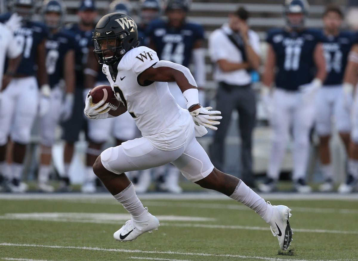 Wake Forest Football gains one, loses one at slot receiver
