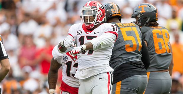 Three Former Uga Players Quickly Agree To Free Agent Deals
