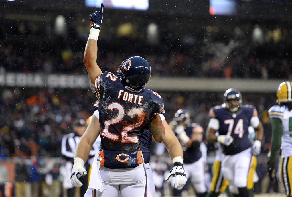 Matt Forte New York Running Back