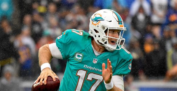 separation shoes fae2c ad7c7 Miami Dolphins TBT: Tannehill Ruins Rams