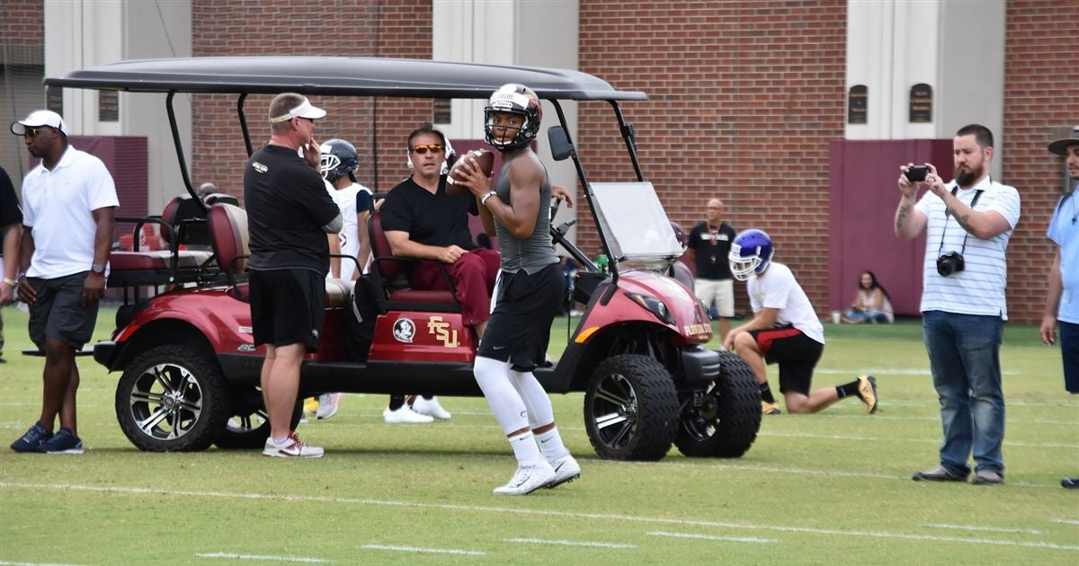 OTB Camp Memories: The Parade of QBs