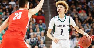 Lamelo Ball Height In Ft >> LaMelo Ball, Chino Hills, Point Guard