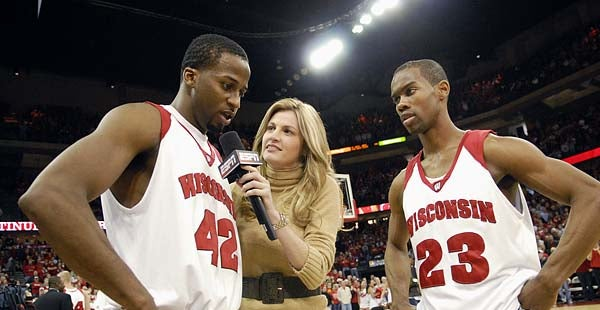 The 2006 2007 Season Was A Historic One For Wisconsin Basketball Not Only Did Badgers Achieve Their First Ever No 1 Ranking In School History
