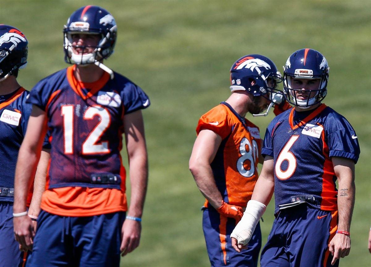 Broncos unveil second depth chart ahead of preseason Week 2