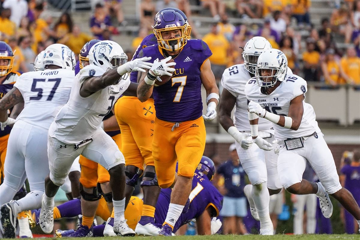 Way Too Early Predictions For Ecu S 2019 Football Schedule