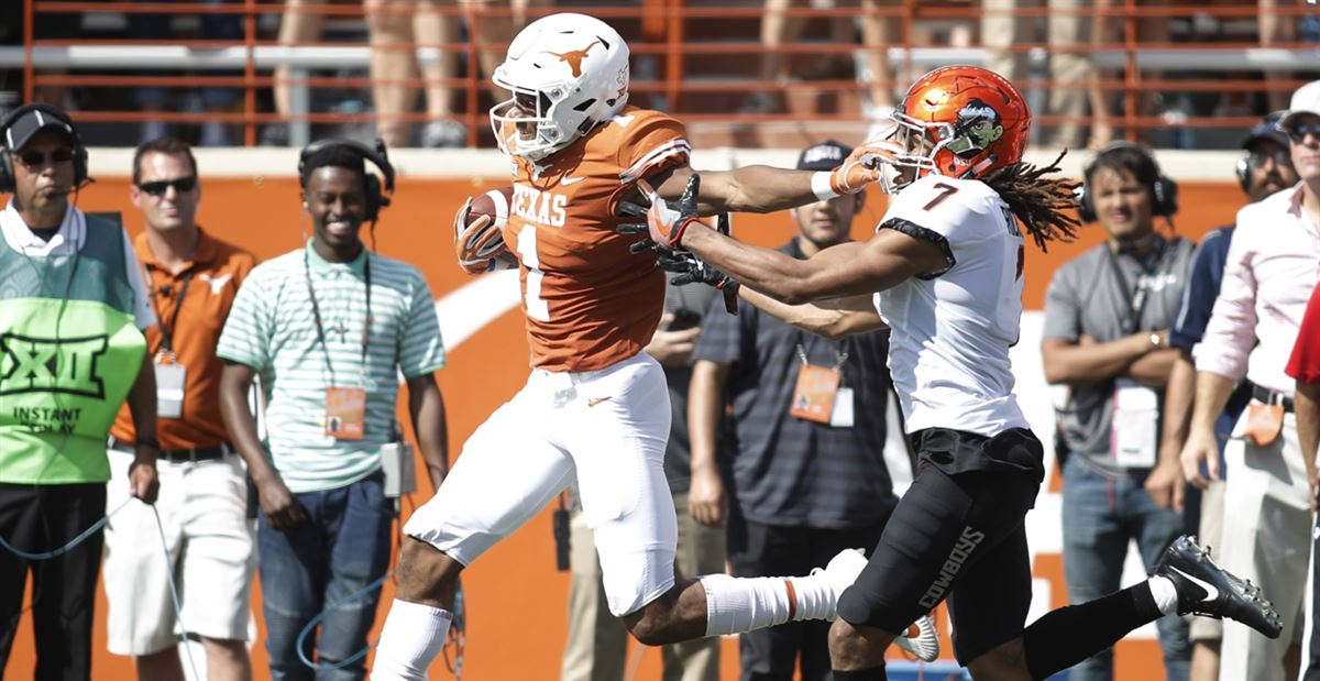 Houston could bring needed pop to Z receiver in Texas offense